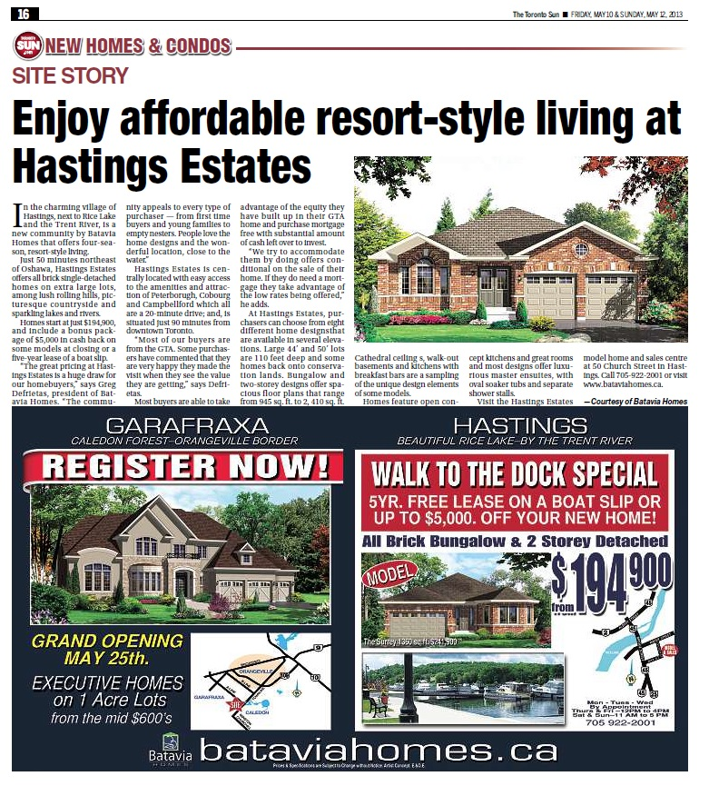 Enjoy Affordable Resort-Style Living at Hastings Estates
